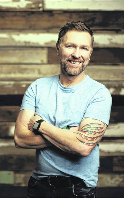 Submitted photo Country artist Craig Morgan will play at Caesar Ford Summer Fest this June.