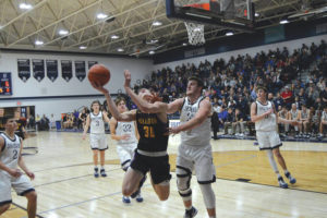 Bellbrook defense earns road win