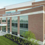 Health services building moves to new location