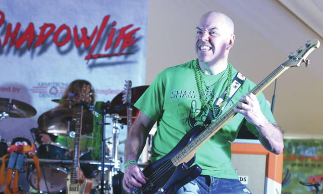 File photo The St. Pat-Rocks Day celebration will take place 10 a.m. to 10 p.m. Tuesday, March 17 at the corner of Broad and Main Streers in Fairborn. It will feature food trucks, beer, live music and more.