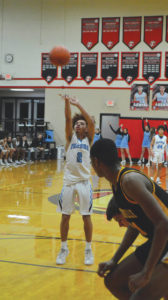 Tall top-seeded Elks too much for Fairborn