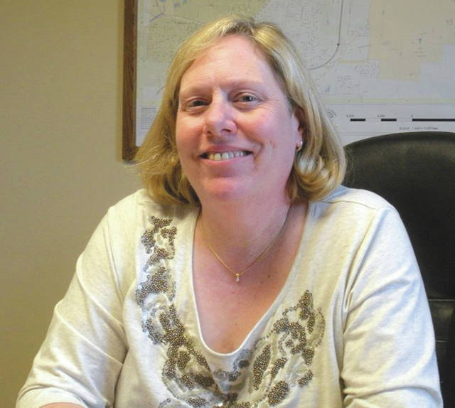 Submitted photos Dr. Alicia Eckhart, Fairborn's parks and recreation superintendent, passed away on Friday, Feb. 14. She had worked with the City of Fairborn since 2012.