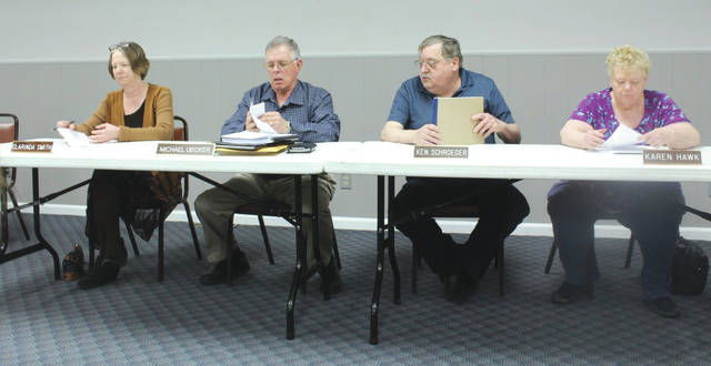 Linda Collins | Greene County News The Bath Township Board of Zoning Appeals upheld the September decision of a cease and desist order.