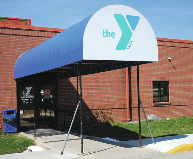 Whitney Vickers | Greene County News The Fairborn YMCA is located at 300 S. Central Ave.