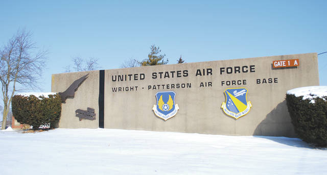 File photo An employee at Wright-Patterson Air Force Base has tested positive for COVID-19.