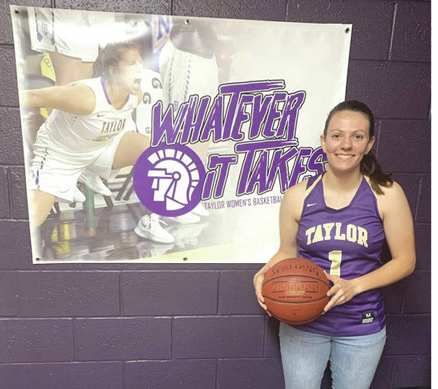 Kathleen Ahner has verbally committed to attend Taylor University in Upland, Indiana.