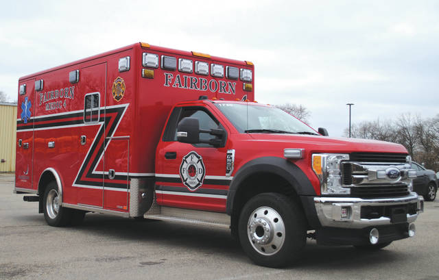 During the tour, viewers are able to get inside a medic and firetruck.