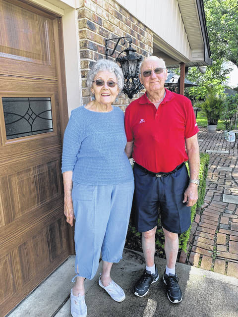 Submitted photo The Schneider House of Hope on South Detroit Street is named in honor of Don and Jan Schneider.