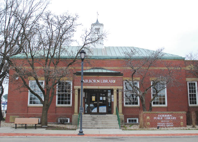 File photo Greene County Public Library buildings will reopen Monday.