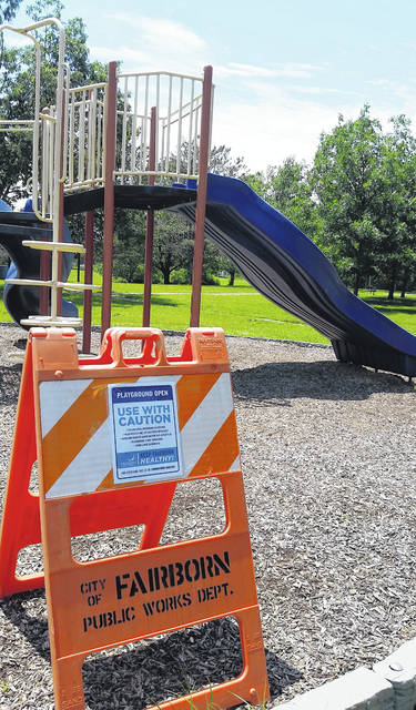 London Bishop | Greene County News Playgrounds and park amenities have opened back up - with guidelines in place.
