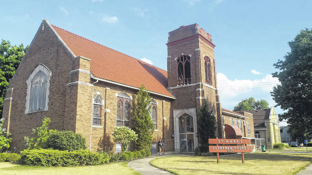 London Bishop | Greene County News St. Mark's Lutheran Church voted to cease worshiping after 172 years. Founded in 1848, the St. Mark's congregation has a long history of serving the Fairborn community.