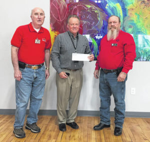 Lions leave legacy to local nonprofit
