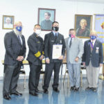 K of C honors first responders, wounded warrior