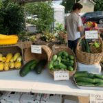 Farmer's market offers food assistance for seniors