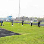 Yellow Springs breaks ground on new track and field