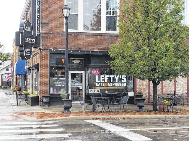 The owner of Lefty's Eats and Espresso in downtown Fairborn is bringing the restaurant to downtown Xenia.