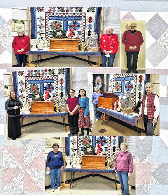 The Mary, Help of Christians 50th annual Holiday Bazaar is an opportunity for craftspersons of the parish to show off their work.