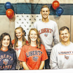 Legacy senior inks letter to play at Liberty