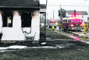 GoFundMe set up for victims of weekend fire