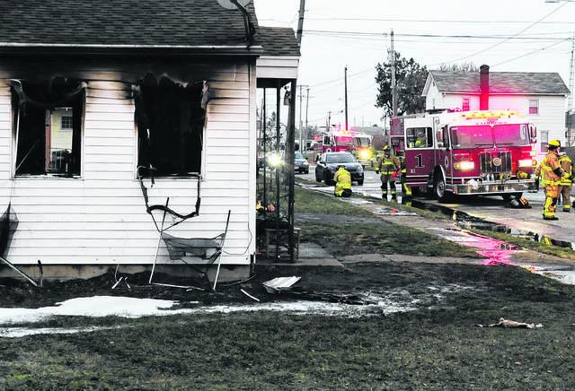 Cropper and Jennings' residence was determined to be a total loss last week.