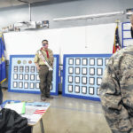 Eagle Scout gives back to JROTC grads
