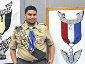 Tecumseh Council welcomes first female Eagle Scouts