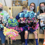 Blankets donated to Soin