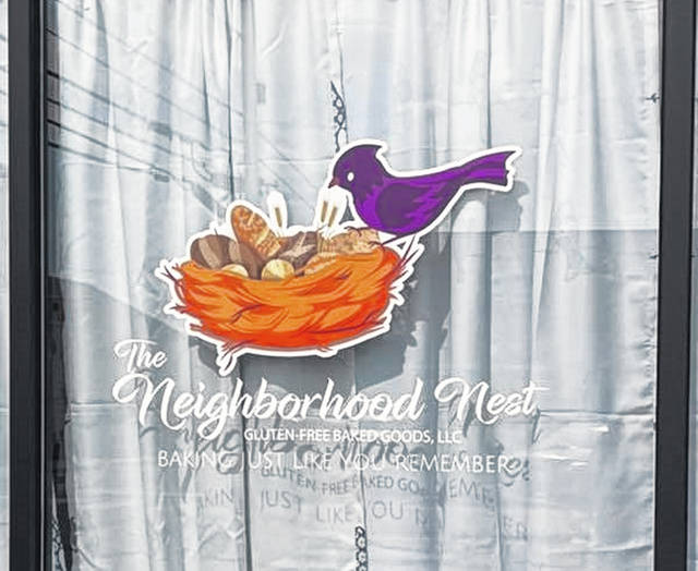 The Neighborhood Nest bakery is moving from its location at 309 West Main Street to the corner at 313 West Main Street. The expanded floor space will allow the business to offer a dine-in experience with its signature allergy-friendly goodies.