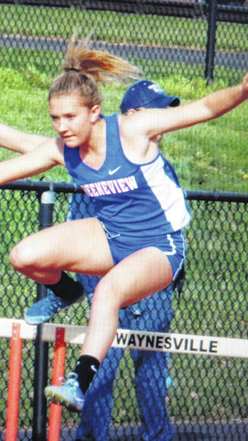 Hines is also a favorite in the 100 meter hurdles.