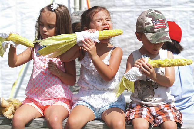 File photo The Sweet Corn Festival is back on for 2021.