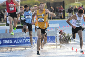 Running for gold: Xenia, Cedarville alum competing for Olympic bid