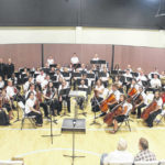 Fairborn Civic Band celebrates 25 years in parade