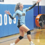 Yellow Springs volleyball shows some grit