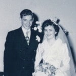 Wooddells celebrate 65 years in marriage