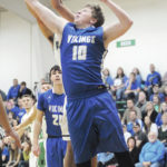 Bees hold off Vikings