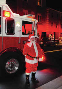 Holiday cheer arrives in West Milton