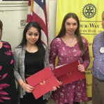 Rotary Student, Citizen named