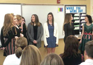 Students compete at solo and ensemble contest