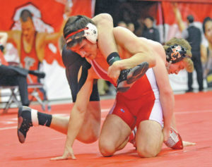 Milton's Schenck keeps dream alive with win in consolations