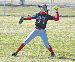 Milton tops Troy, splits tri