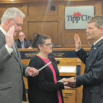 New fire chief sworn in