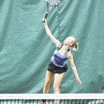 9-year-old reaches singles championship match in Lima city tournament