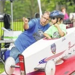 Weather holds out for 65th Lima Soap Box Derby