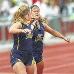 Lima Senior finishes three times in top eight