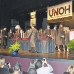 2nd largest class ever graduates from UNOH