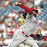 Reds' Cuetto throws 2-hit shutout