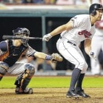 Indians knock off Astros 4-2