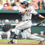 Mets deal for Cespedes from Detroit