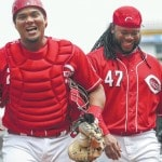 Reds beat Twins to take series