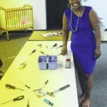 Woman returns to hometown to open center to help women